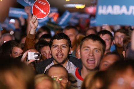 La lotta alla corruzione è diventata una priorità per molti politici, usata come cavallo di battaglia nelle elezioni amministrative (Foto: Itar-Tass)