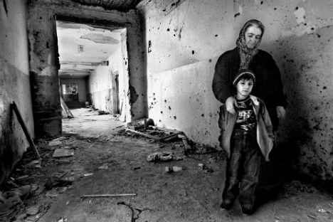 Oltre trecento persone hanno perso la vita nell'attacco terroristico alla scuola di Beslan. Molti erano bambini (Foto: Getty Images/Fotobank)