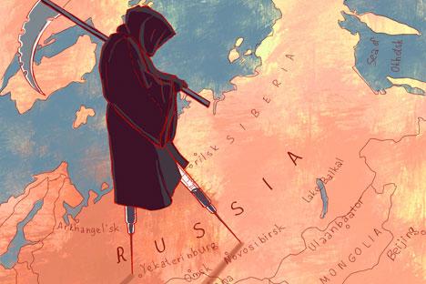 Vignetta di Natalia Mikhaylenko