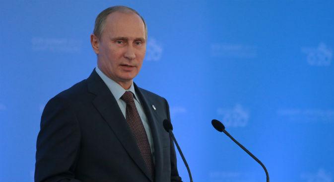 Nel suo intervento sul New York Times, il Presidente russo Vladimir Putin ha ribadito ancora una volta l'importanza della diplomazia, scongiurando un intervento militare in Siria (Foto: Ufficio Stampa/G20)