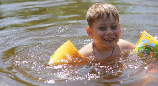 Styopa, il bambino con una storia a lieto fine (Fonte: Pravmir.ru)