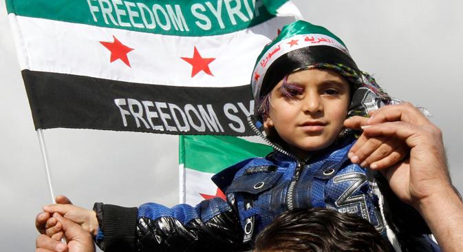 La Russia cerca un modo per fermare l'attacco alla Siria e raggiungere una soluzione in una conferenza di pace (Foto: Itar-Tass)