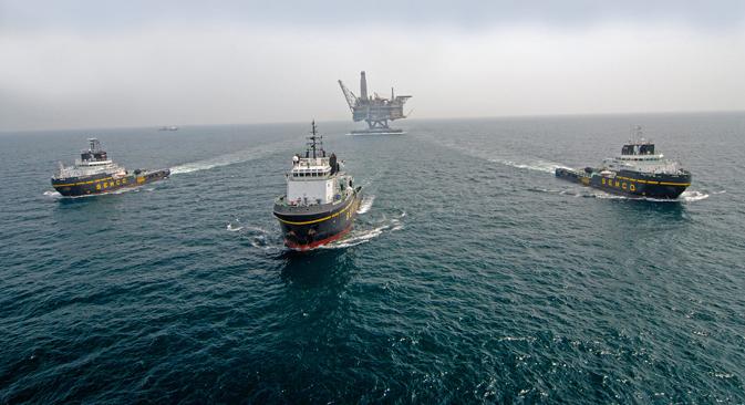Produttori russi indipendenti potranno vendere liberamente gas naturale liquefatto all'estero (Foto: Ufficio Stampa)