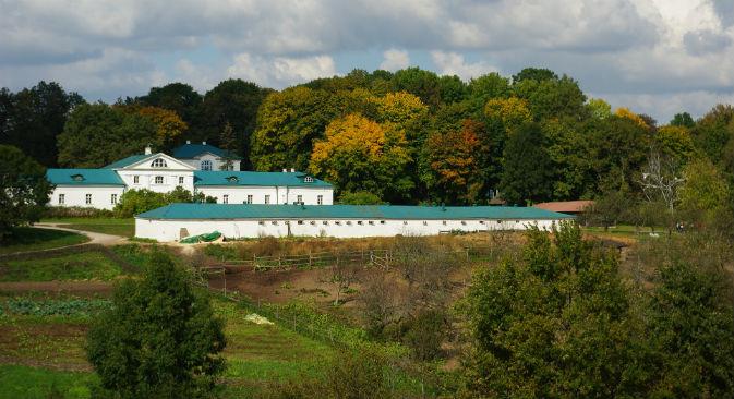 La tenuta di Lev Tolstoj a Jasnaja Poljana (Foto: Lori / Legion Media)