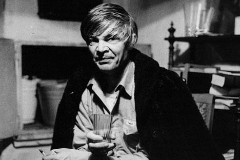 """Lo scrittore Venedikt Erofeev, conosciuto per quell'unico romanzo che ha fatto il giro del mondo: """"Mosca-Petushki"""" (Foto: Photoxpress)"""