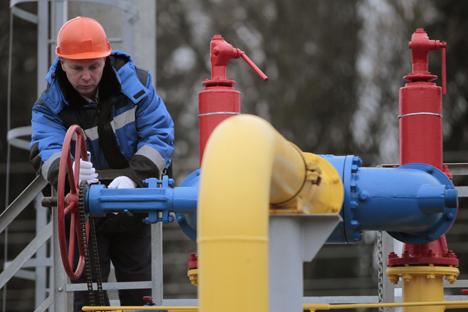 Con l'inizio dell'inverno tornano a raffreddarsi le relazioni tra Ucraina e Russia a proposito di gas (Foto: Reuters)