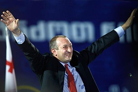 Il neo eletto presidente della Georgia, Georgij Margvelashvili (Foto: Reuters)