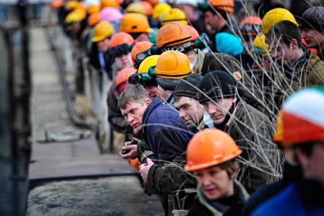 La Duma vuole inasprire l'iter per l'ottenimento del permesso di lavoro (Foto: Itar-Tass)