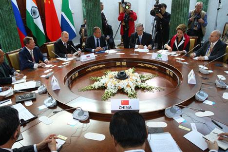 All'interno dei Brics la Russia ha assunto una posizione egemone (Foto: Itar-Tass)