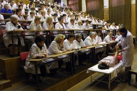 Un programma federale prevede incentivi per i medici che si trasferiscono per almeno 5 anni nella Russia rurale (Foto: Itar-Tass)
