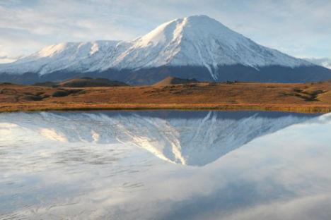 La Kamchatka si presenta come una vera e propria riserva di vulcani (Foto: Ivan Dementievskiy)