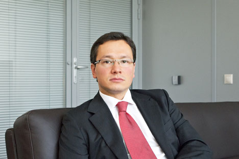 Anton Pak, ceo della North Caucasus Development Corporation (Foto: Ufficio Stampa)