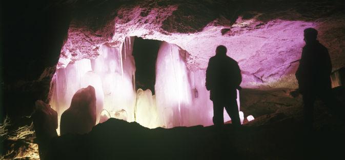 La Grotta di Kungur nei monti Urali (Foto: Ivan Denisenko / Ria Novosti)