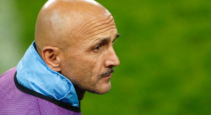 Il tecnico italiano dello Zenit San Pietroburgo Luciano Spalletti (Foto: Reuters/Vostock Photo)
