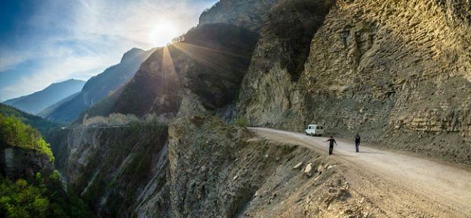 Le suggestive montagne del Daghestan (Foto: Timur Agirov / www.timag82.livejournal.com)