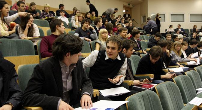 La Settimana della Lingua italiana coinvolge 94 Paesi in tutto il mondo, fra cui anche la Russia (Foto: Lori/legion Media)