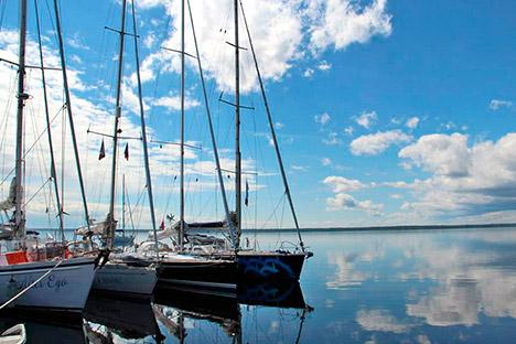 Cresce in Russia la passione per le barche (Foto: Rusarc)