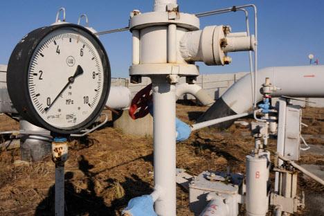 South Stream dovrebbe iniziare a funzionare alla fine del 2015 (Foto: AP)