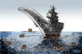 Aircraft carriers still critical for Russian navy