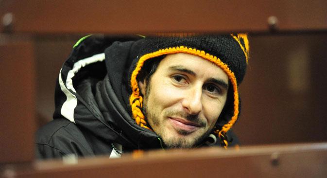 Cristian D'Alessandro (Fonte: Ap)