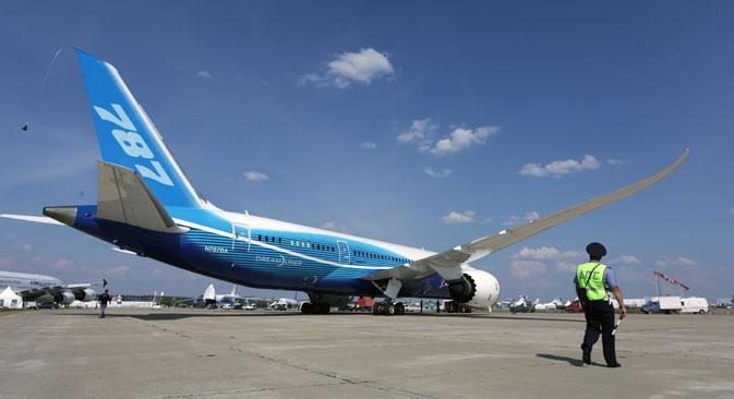 Mosca potrebbe presto avere un nuovo scalo aeroportuale (Foto: Itar Tass)