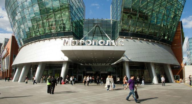 La Russia è in vetta alla classifica per le costruzioni di centri commerciali (Foto: Itar Tass)