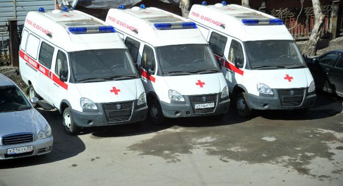 Ambulanze (Foto: Ufficio Stampa)