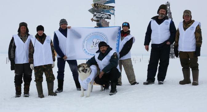 Il gruppo di volontari (Foto: Ufficio Stampa)