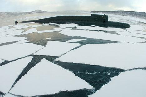 La Russia difende la propria egemonia sull'Artico (Foto: Ria Novosti)