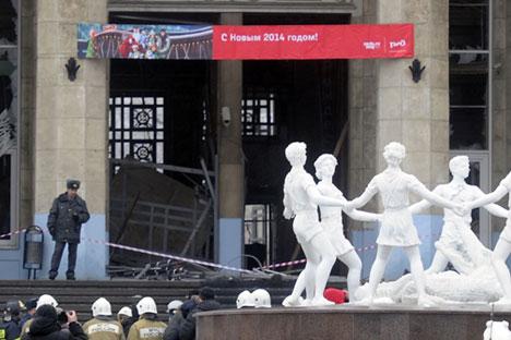 Due attacchi terroristici in meno di 24 ore: Volgograd sotto shock (Foto: Itar Tass)