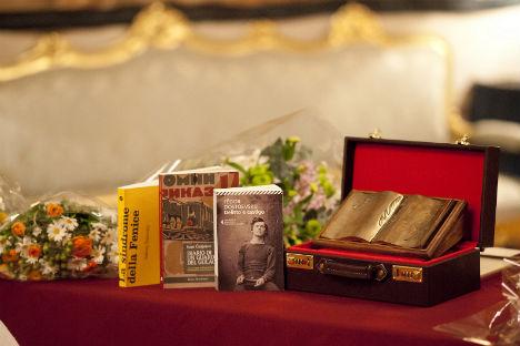 """La letteratura russa protagonista del premio letterario  """"Russia-Italia. Attraverso i secoli"""" (Foto: Paolo Gargini)"""