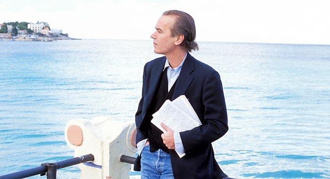 Lo scrittore Martin Amis (Foto: Alamy / Legion Media)