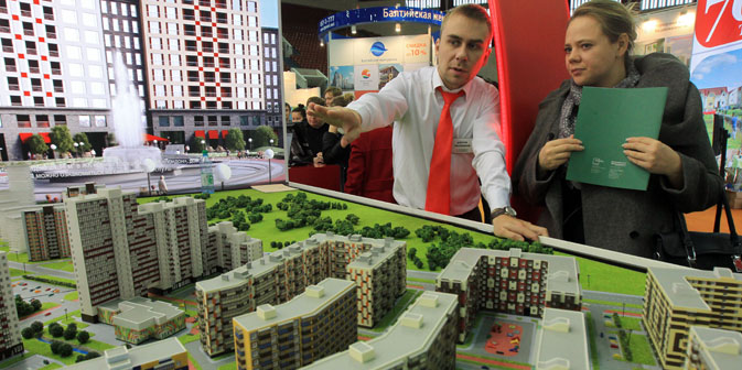 Cercare casa a Mosca risulta sempre più complicato (Foto: Itar Tass)