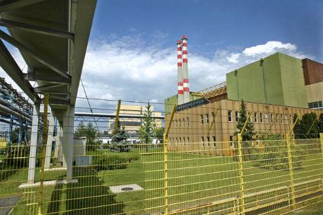 La Russia costruirà due nuovi blocchi di produzione energetica espandendo l'impianto nucleare di Paks (Foto: AFP / East News)