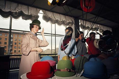 Colorati cappelli per tutti i gusti (Foto: Getty Images / Fotobank)