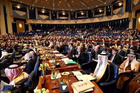 La seconda conferenza internazionale dei Paesi donatori per la Siria (Foto: AP)