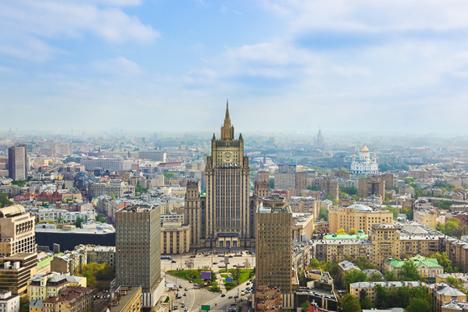 Occhi puntati sul 2014, che si apre con i tragici attentati di Volgograd e l'attesa per le Olimpiadi invernali (Foto: Shutterstock / Legion Media)