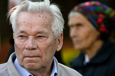 Mikhail Kalashnikov (Foto: Reuters)