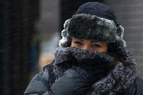 Copricapo per l'inverno (Foto: Reuters)