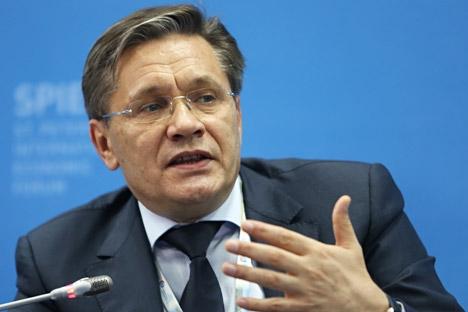 Il viceministro dello Sviluppo Economico, Alexei Likhachev (Foto: Itar Tass)