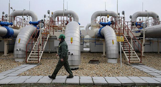 Il prezzo medio delle forniture di gas all'Europa è in calo già per il secondo anno consecutivo (Foto: Reuters)