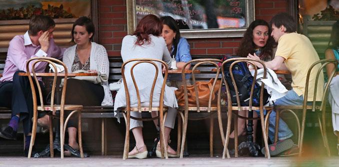 Nonostante sia considerata una delle città più care al mondo, anche Mosca offre ristoranti e bar dove si può mangiare a prezzi veramente economici (Foto: Itar Tass)