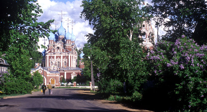 La Chiesa dell'Icona della Madonna di Kazan (Foto: William Brumfield)