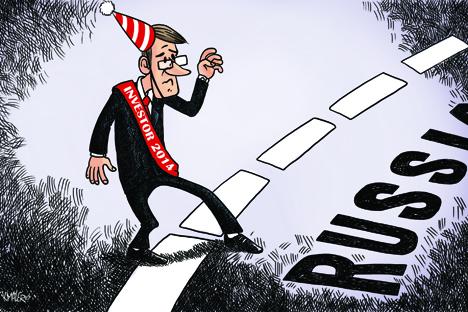 Vignetta di Konstantin Maler