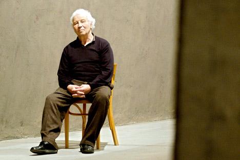 Ilja Kabakov, il maestro dell'arte russa contemporanea (Foto: AFP / East News)