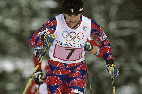 Elena Vjalbe (Foto: Sergei Guneev / Ria Novosti)