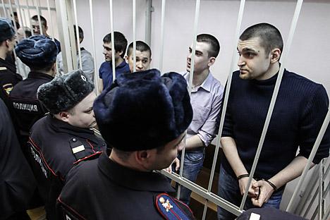 A fronte delle condanne ben più severe richieste dall'accusa, la corte si è dimostrata più indulgente (Foto: Sergey Savostianov / RG)