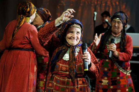 Le Nonne di Buranovo (Foto: Itar Tass)