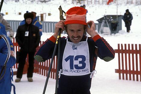 Anatoly Alyabev, allenatore di biathlon ed ex biatleta, prese parte ai Giochi di Lake Placid (Foto: Imago/Legion Media)