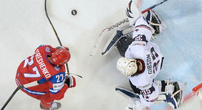 Per conquistare l'oro i russi dovranno puntare sul gioco di squadra (Foto: Ria Novosti)